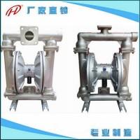 QBY3金属双隔膜泵
