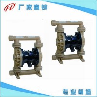 QBF氟塑料隔膜泵