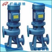 LW无堵塞立式排污泵