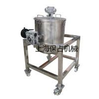 不锈钢桶式可翻转式气动搅拌机