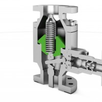 德国施罗德机械式最小流量阀