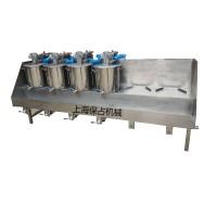 全不锈钢气动自动升降搅拌机