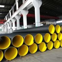 新颐通管业钢带增强聚乙烯(PE)螺旋波纹管