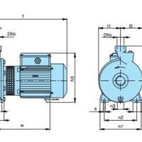 意大利科沛达单级离心泵NM,NMD
