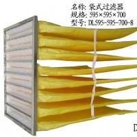 袋式空气过滤器