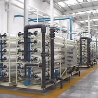 小型单级反渗透纯水设备 RO成套纯化水装置 工业纯水处理设备