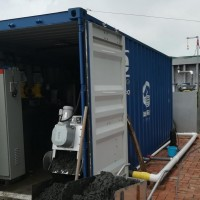 美湾水务磁混凝技术原理特点磁加载黑臭水体治理磁絮凝HCJ-50000