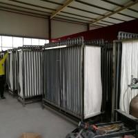 污水处理一级A标MBR膜反应器装置一体化污水处理设备万熙膜