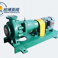 IHF100-80-125氟塑料化工离心泵