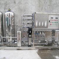 冬天供暖烧锅炉软化水设备树脂罐全自动软水器学校医院供暖软水机