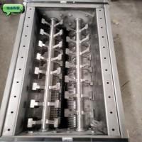 污泥造粒机配套网带烘干机专用污泥挤条机烘干前成型设备