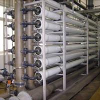 10吨/小时双级反渗透纯水设备 大型化工电子工业纯水处理设备