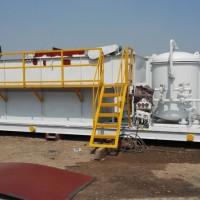 油田撬装污水处理设备