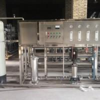 0.5吨双级反渗透设备 工业反渗透RO纯水设备 反渗透超纯水设备