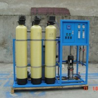 纳滤装置 超滤系统2吨矿泉水 弱碱山泉净水设备 纳滤中空纤维装置
