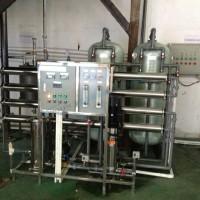 厂家直销1吨/小时纯水设备 电子厂工业纯水设备 RO反渗透纯水设备