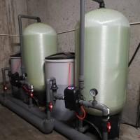 全自动软化水设备系统