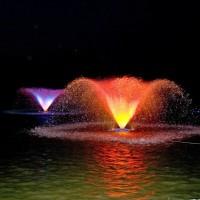 喷泉曝气机 水处理曝气机