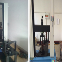 WDW-150 微机控制钢管扣件试验机        (碗扣式)