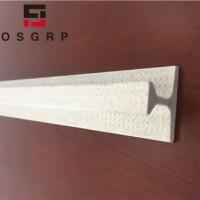 江苏型材厂家 欧升批发玻璃钢工字钢 玻璃钢管道