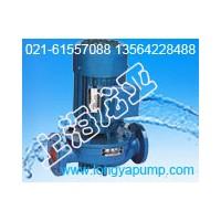 销售ISG150-400球铁提升管道泵