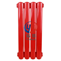 gz206家用钢制二柱散热器(颜色,材质,包装,规格)-河北裕华