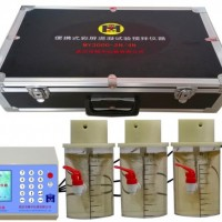 4联混凝试验搅拌机MY3000-4N可移动电动搅拌器