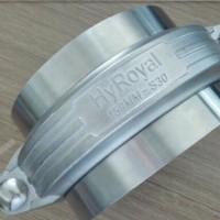 沟槽卡箍DN150 哈夫卡箍 耐压30公斤拷贝林
