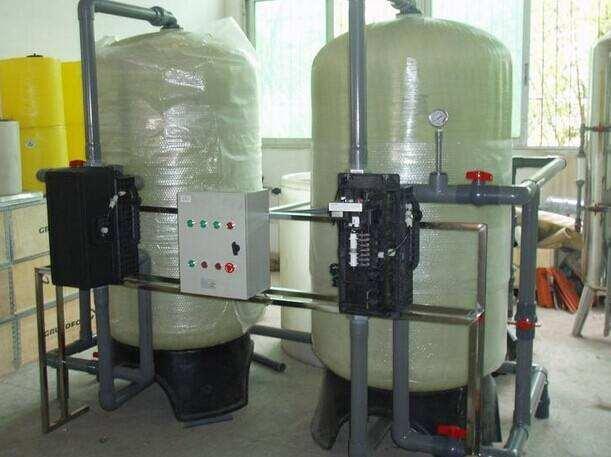 一体化软化水设备