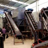 年产3万吨鸡粪有机肥设备(挤压造粒)
