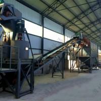 有机肥设备—利用羊粪、牛粪生产颗粒有机肥设备