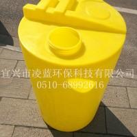 塑料加药箱 300L加药桶搅拌罐 化工加药桶搅拌桶可带电机