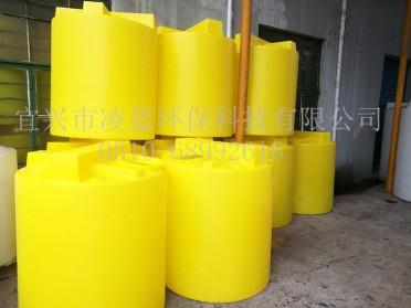 2000L加药装置专用加药桶 立式搅拌机配套搅拌桶