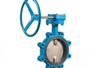 Soft Seated Centric Butterfly Valve