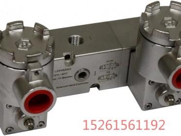 不锈钢电磁阀ALV610C4隔爆二位五通板式220V