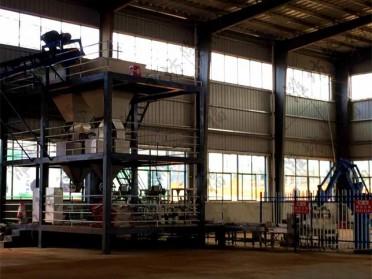 年产5万吨秸秆蘑菇渣基质育苗土设备