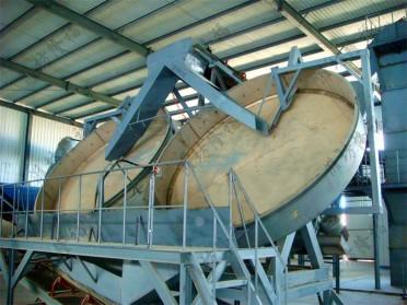 有机肥设备—利用秸秆+畜禽粪便生产颗粒有机肥设备