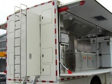 良乔牌海水淡化车、可移动式海水淡化装置