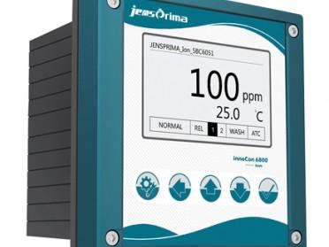 innoCon6800I在线氟离子分析仪