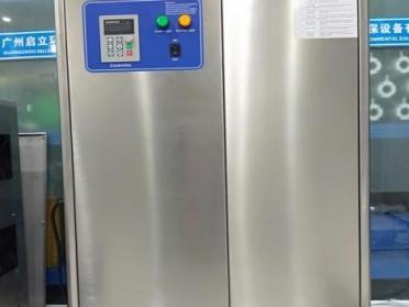 100G高浓度氧气源臭氧发生器