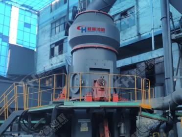 60重钙粉磨粉机 HLM大型碳酸钙立磨