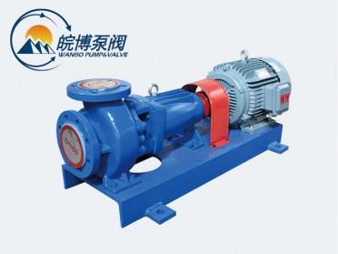 IHW钢衬单级大流量高扬程离心泵耐腐蚀涂氧化循环泵批发厂家直供