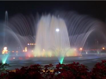 武汉音乐喷泉