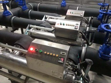 LCUV过流式明渠式污水二次供水紫外线消毒器2020年