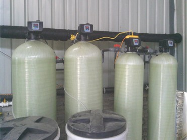 大型空调软化水设备