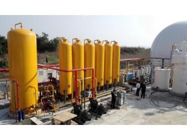 沼气回收利用系统 生物质气收集利用系统