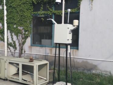 道路扬尘噪声在线监测仪