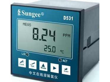工业(DO)仪台湾尚捷(Sungee)D531型型