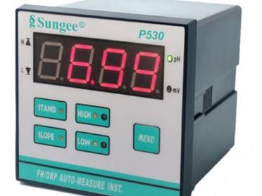 工业pH计台湾尚捷(Sungee)P530型
