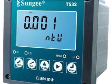 台湾尚捷(Sungee)    在线浊度计  T532型 原装进口传感器